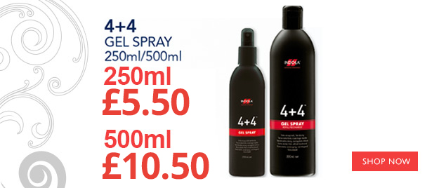 Indola 4 x 4 Gel Spray